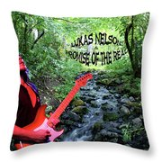Lukas By The Creek 2 Throw Pillow