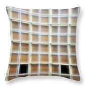 Lumina Squares Throw Pillow