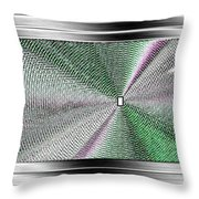 Luminous Energy 13 Throw Pillow