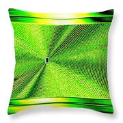Luminous Energy 14 Throw Pillow