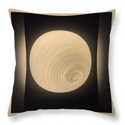 Lunatique  Throw Pillow