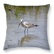 Lunch Time Throw Pillow