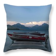 Lund Throw Pillow