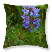Lupin And Guest Throw Pillow