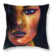 Lupina Throw Pillow