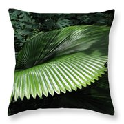Lush Landing Throw Pillow