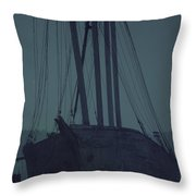 Luther Little Throw Pillow
