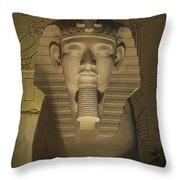 Luxor Interior 2 Throw Pillow