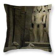 Luxor Interior 4 Throw Pillow
