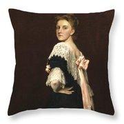Lydia Field Emmet Throw Pillow