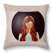 Lydia Throw Pillow