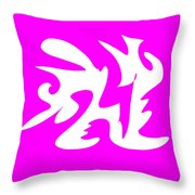 Lyffe 138 Throw Pillow