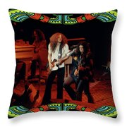 L S  At Winterland Throw Pillow