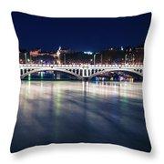 Lyon Throw Pillow