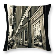 Lyric 1 Throw Pillow