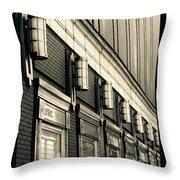 Lyric 3 Throw Pillow