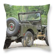 M38 Throw Pillow