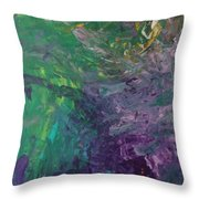 M45 Pleyades  Throw Pillow