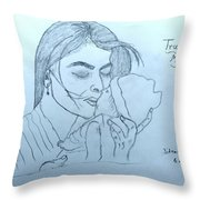 ma Throw Pillow