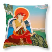 Ma Rinchen Chok Throw Pillow