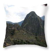 Macchu Picchu 8 Throw Pillow