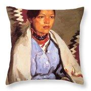 Macedonia 1917 Throw Pillow