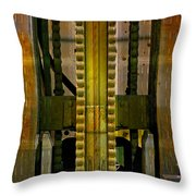 Machina Throw Pillow
