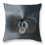 machine Music 4 Throw Pillow