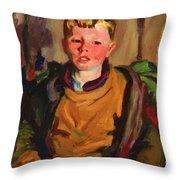 Macnamara 1925 Throw Pillow