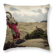 Made In China Saint Pancras Throw Pillow