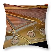 Made To Last Throw Pillow