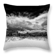 Madeira Beach  Throw Pillow