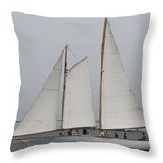Madeleine Throw Pillow
