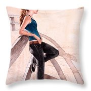 Madison Throw Pillow