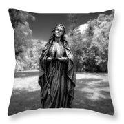 Madonna Throw Pillow