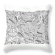 Magdalena Throw Pillow