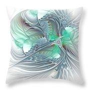 Magic Ball -light Throw Pillow