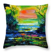 Magic Pond 765170 Throw Pillow