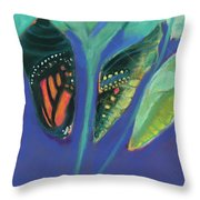 Magical Changes Throw Pillow