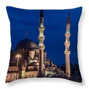 Magical Istanbul Throw Pillow