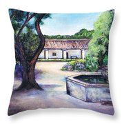 Magical Mission Throw Pillow