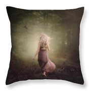 Magically Light Throw Pillow