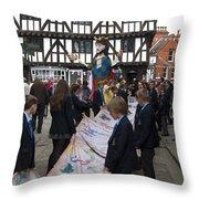Magna Carta 2015 Throw Pillow