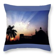 Magnificent Sky  Throw Pillow