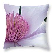 Magnolia 06 Throw Pillow
