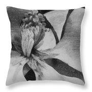 Magnolia Throw Pillow