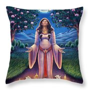 Magnolia - Stand In Your Power Throw Pillow