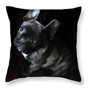 Magoo IIi Throw Pillow