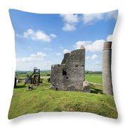 Magpie Mine 1 Throw Pillow