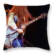 Mahogany Rush Seattle #2 Throw Pillow